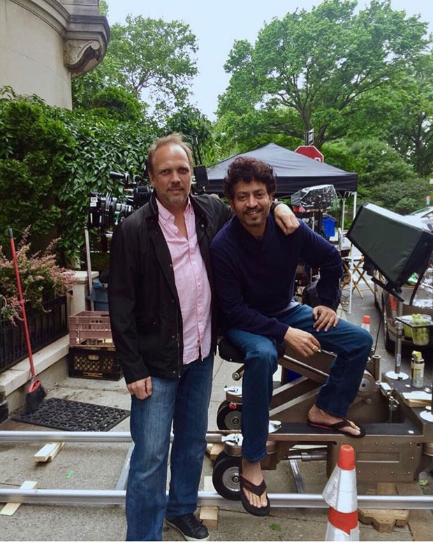 This is how Irrfan Khan is having fun in New York shooting for Puzzle-2