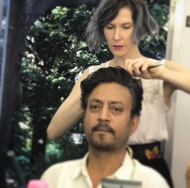 This is how Irrfan Khan is having fun in New York shooting for Puzzle-3