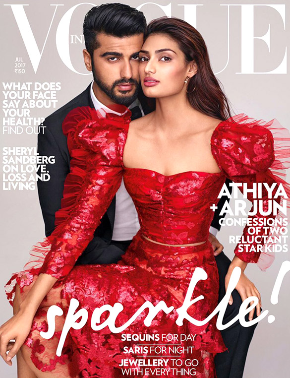 Arjun Kapoor On The Cover Of Vogue