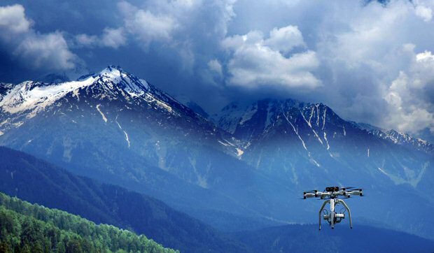 WOW! This picture shows how Aiyaary was shot with a drone1