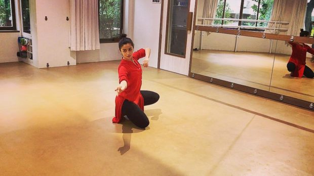 WOW! This still of Alia Bhatt dancing shows the graceful side of the actress
