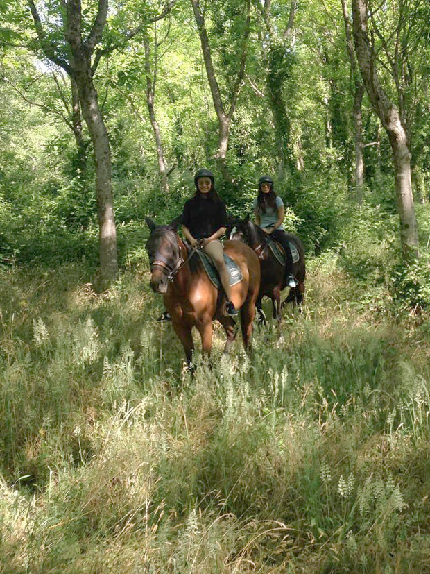 Watch Shraddha Kapoor enjoys her vacation going horse riding with her BFF in Italy