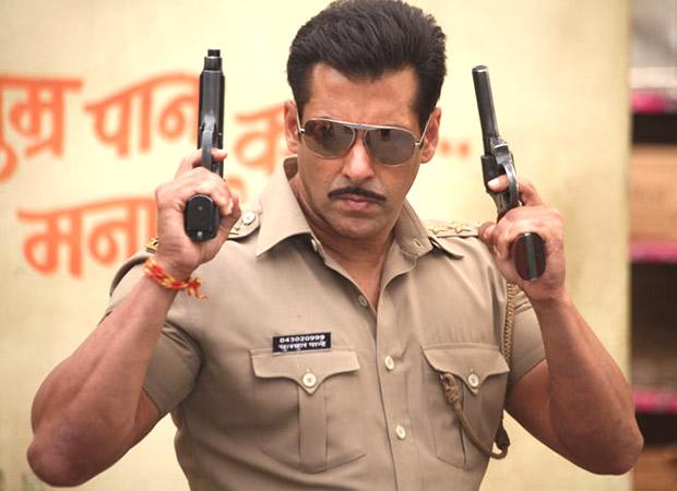 WOW! Salman Khan reveals inside details about Dabangg 3