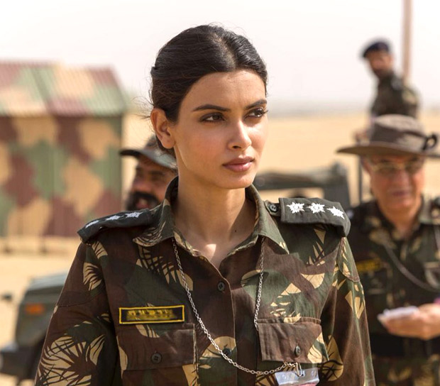 Diana Penty's uniformed look from Parmanu – The Story of Pokhran is simply stunning