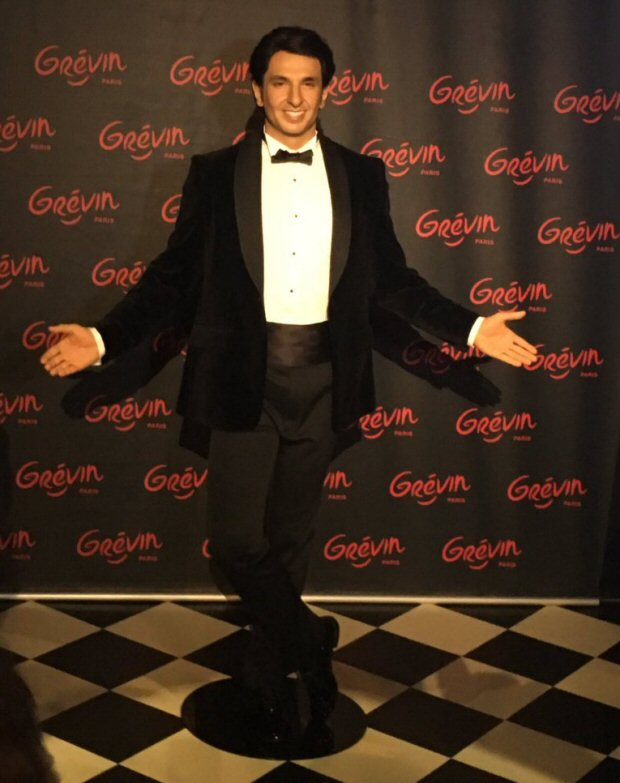 FIRST LOOK OMG! Ranveer Singh's wax figure gets launched on his 31st birthday1