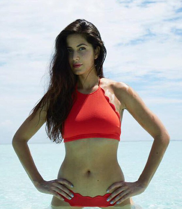 This Picture Of Katrina Kaif In A Sexy Red Bikini Will Break The Internet