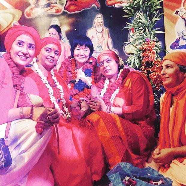 Manisha Koirala was in Haridwar for Guru Purnima and this is what she did-1
