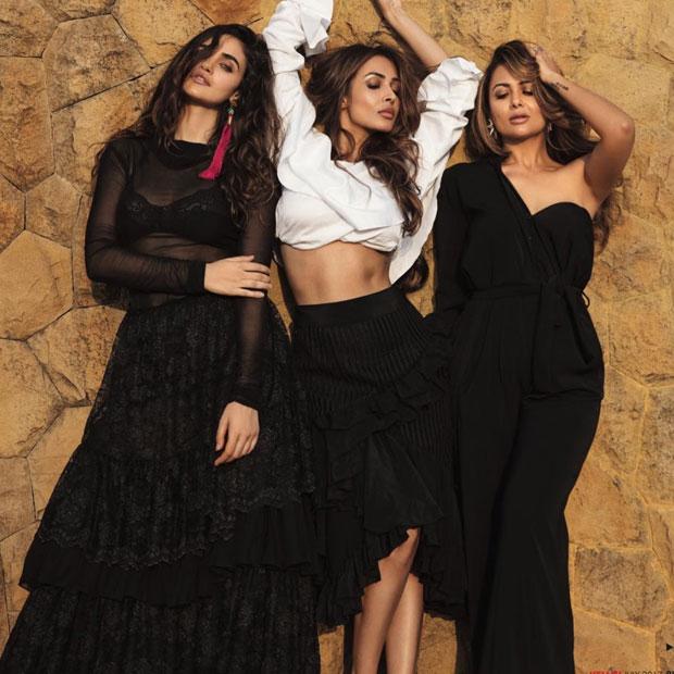 Say HELLO to the SEXY trio of Malaika Arora, Amrita Arora and Gabriella Demetriades-1