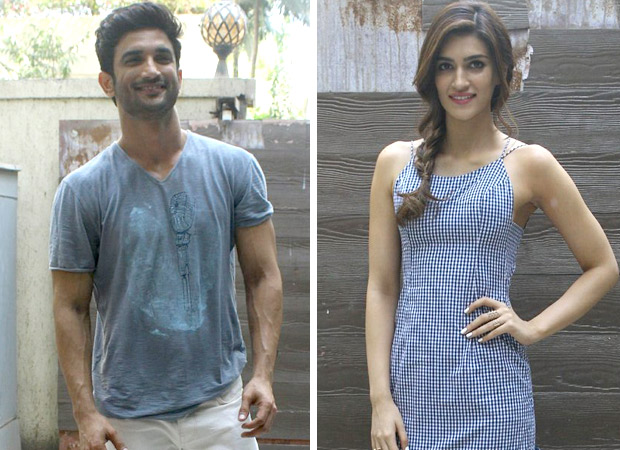 Sushant Singh Rajput and Kriti Sanon are all set to romance once again and here are the details