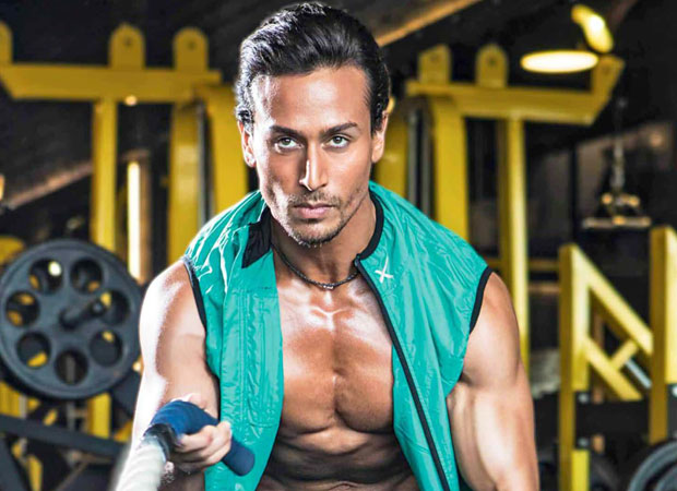 Tiger Shroff sweating it out in the gym will serve as your Monday motivation