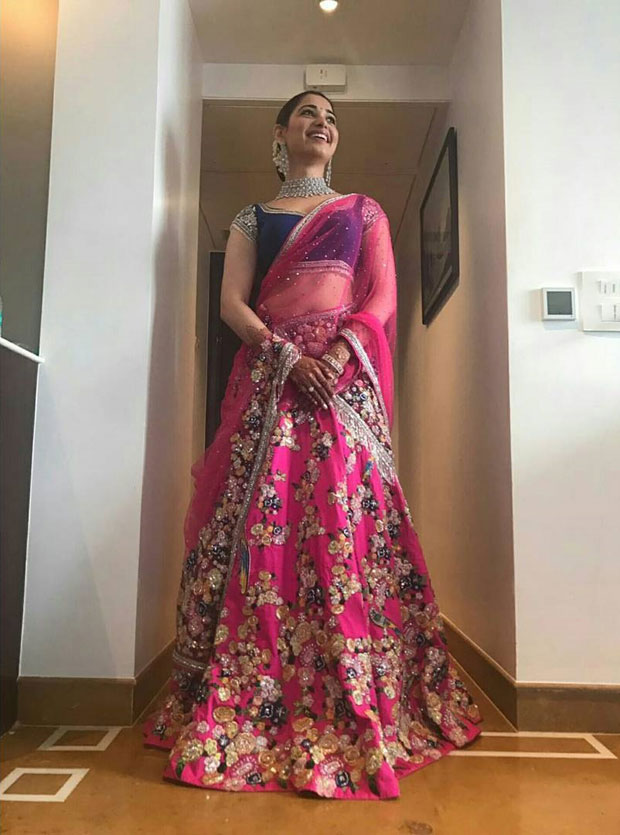 WOW! Tamannaah Bhatia looks gorgeous at her brother's wedding-4-6