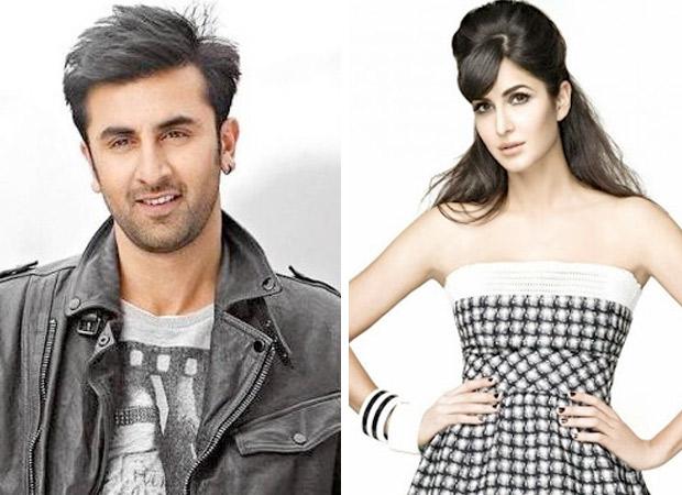 """I'd like to play Katrina Kaif in her biopic"" - Ranbir Kapoor"