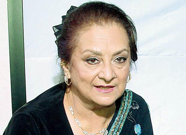 """""""Dilip Kumar has improved"""" - Saira Banu"""