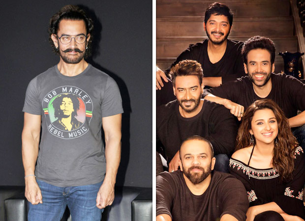 """""""I don't think there is any clash"""" – Aamir Khan on Secret Superstar and Golmaal Again releasing together on Diwali features"""