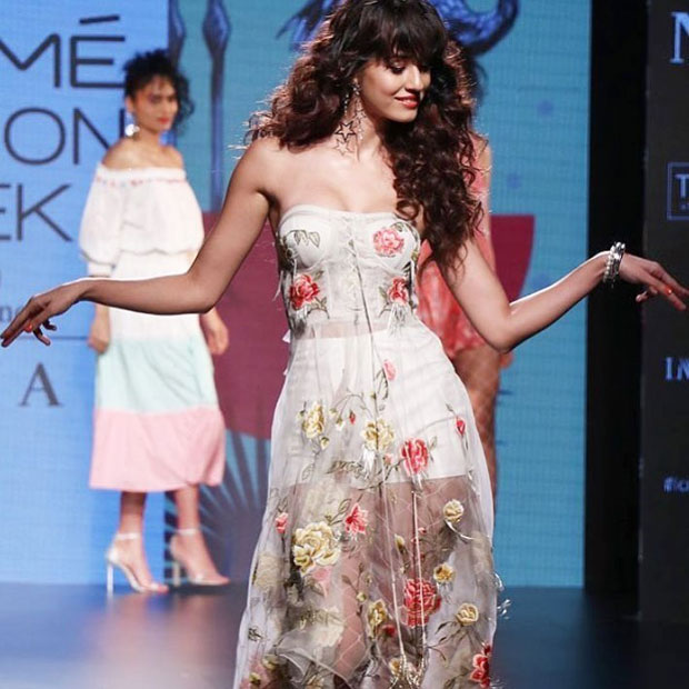 Behind the scenes of the Lakme Fashion Week with Disha Patani