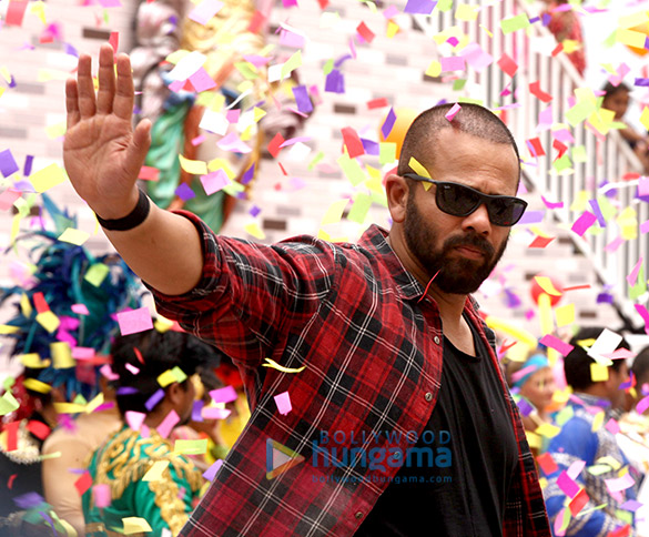 Check out Golmaal Again cast shoots title track of the film in Hyderabad (2)