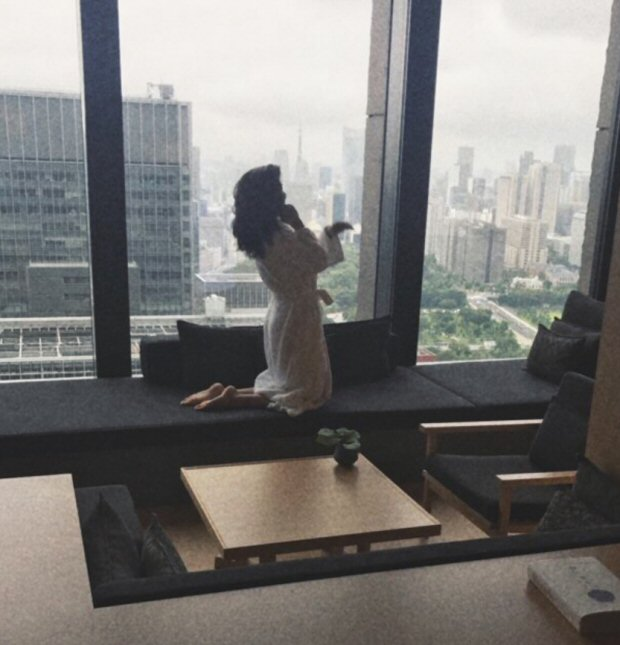 Check out Jacqueline Fernandez rings in her 32nd birthday in Tokyo5