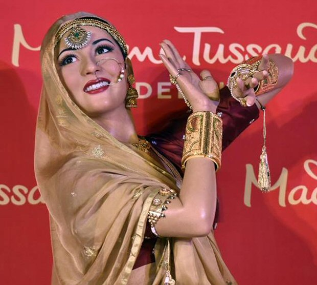 Check out Madhubala gets a wax statue as Mughal-e-Azam's Anarkali at Madame Tussauds in Delhi1
