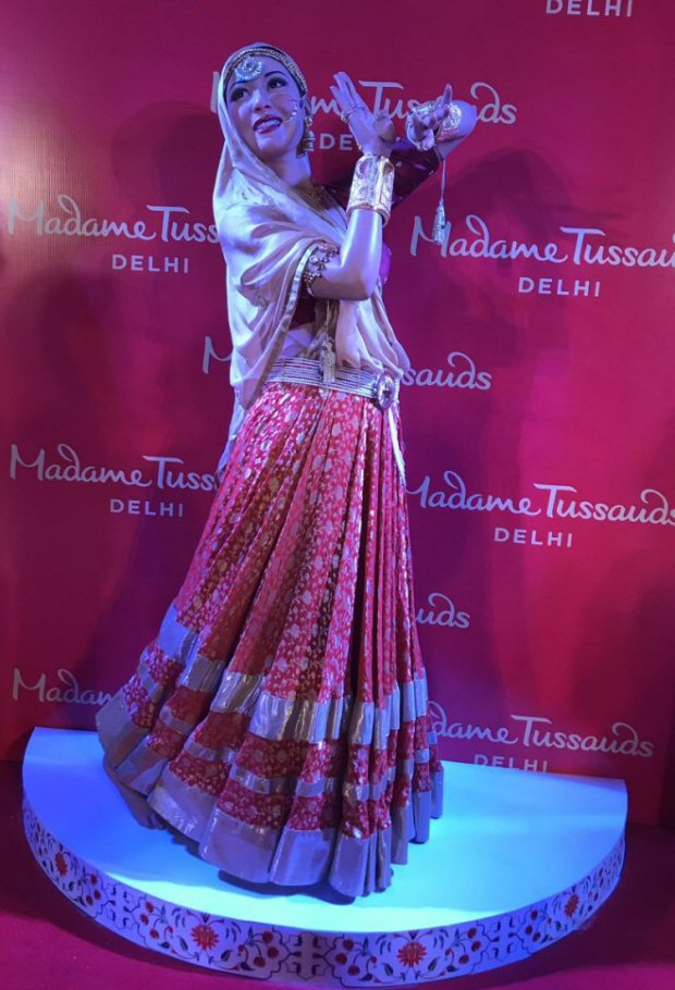 Check out Madhubala gets a wax statue as Mughal-e-Azam's Anarkali at Madame Tussauds in Delhi3