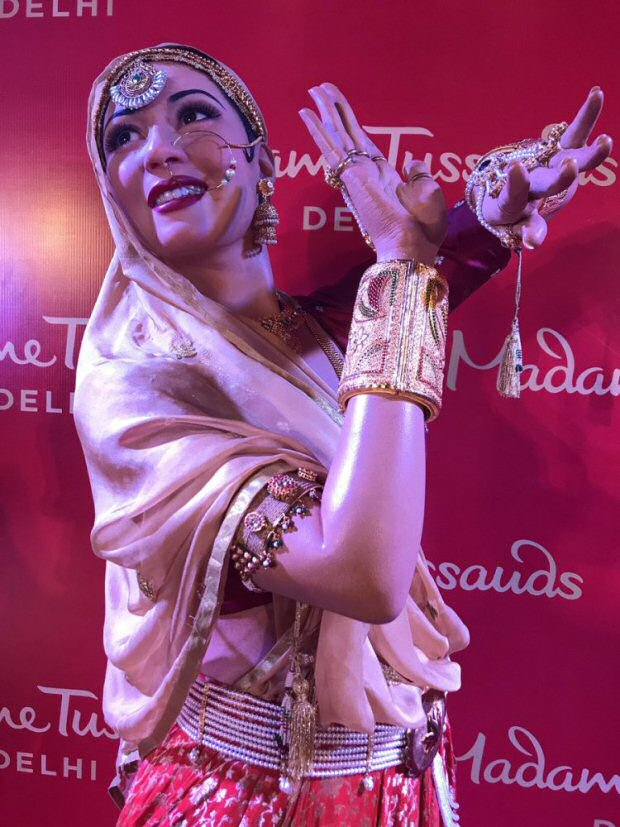 Check out Madhubala gets a wax statue as Mughal-e-Azam's Anarkali at Madame Tussauds in Delhi4