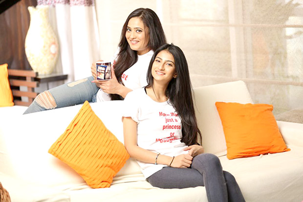 Check out pictures of Shweta Tiwari's daughter Palak who is making her debut with Quickie2