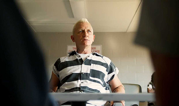 Daniel Craig plays an explosive expert in heist comedy Logan Lucky1
