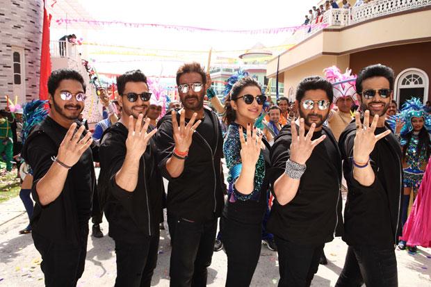 Exclusive: Golmaal Again team's HUNGAMA in Hyderabad
