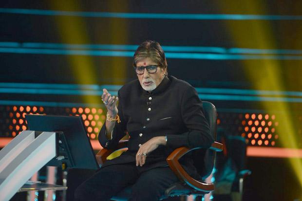 FIRST LOOK Amitabh Bachchan begins shooting for the new season of Kaun Banega Crorepati (2)