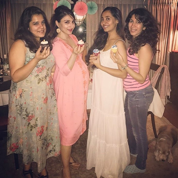 Here's all about Soha Ali Khan's baby shower which had Kareena Kapoor Khan and Karisma Kapoor turn fashion police (5)