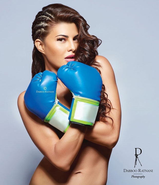 Jacqueline Fernandez topless' photoshoot is raising the temperatures on the internet