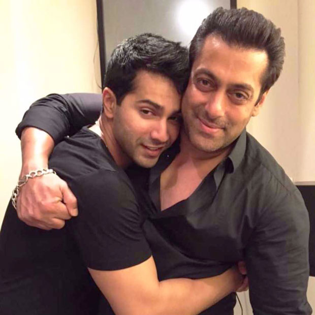 Judwaa 1 Salman Khan praises Judwaa 2 Varun Dhawan after watching the trailer