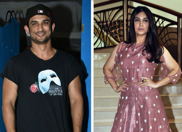 REVEALED Sushant Singh Rajput and Bhumi Pednekar to play dacoits in their next