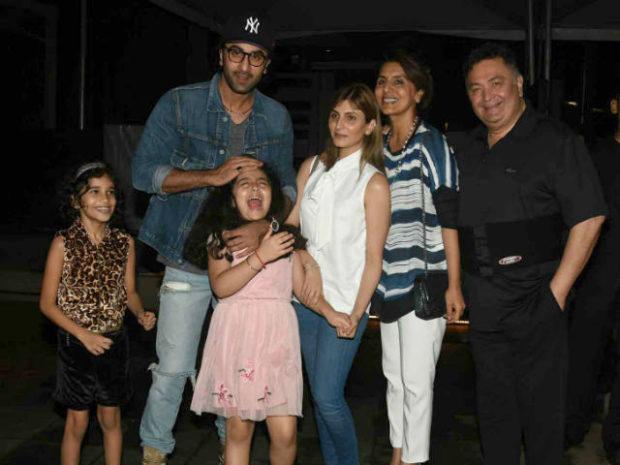 Ranbir Samara family 2