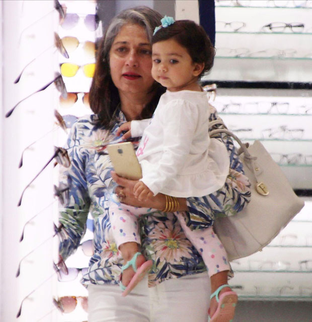 Shahid Kapoor's daughter Misha Kapoor has a fun day out with grandmother-2