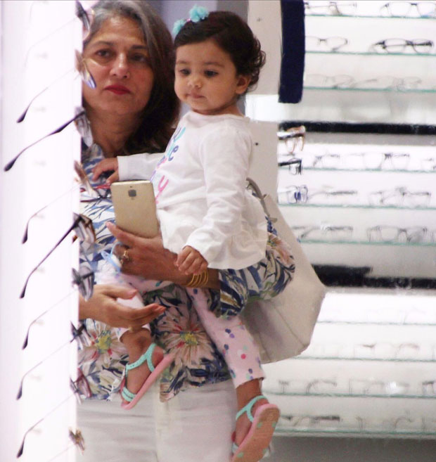 Shahid Kapoor's daughter Misha Kapoor has a fun day out with grandmother-4