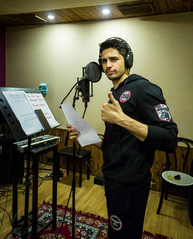 Sidharth Malhotra raps for A Gentleman and here are the details-2