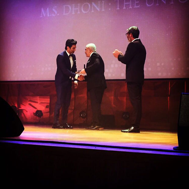 Sushant Singh Rajput wins Best Actor at the Indian Film Festival of Melbourne features