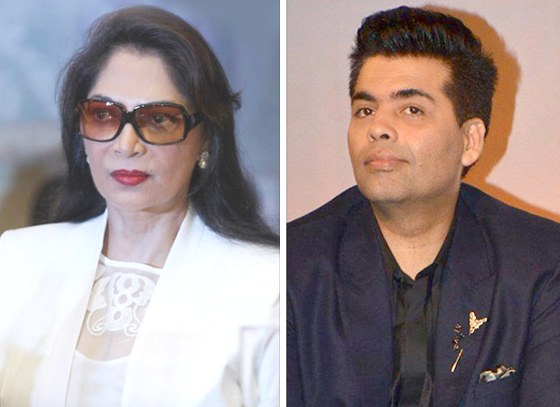 The Simi Garewal - Karan Johar feud is out in the open