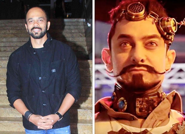 There's NO WAR between Golmaal Again and Secret Superstar Rohit Shetty