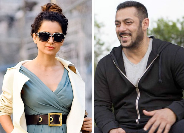 """""""I don't regret leaving Sultan""""- Kangana Ranaut reveals why refused to work with Salman Khan in Sultan"""