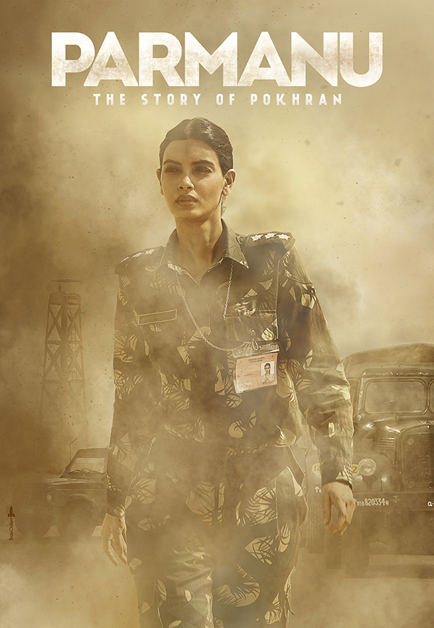 Ambalika Bandopadhyay (Diana Penty) in Parmanu-The Story of Pokhran