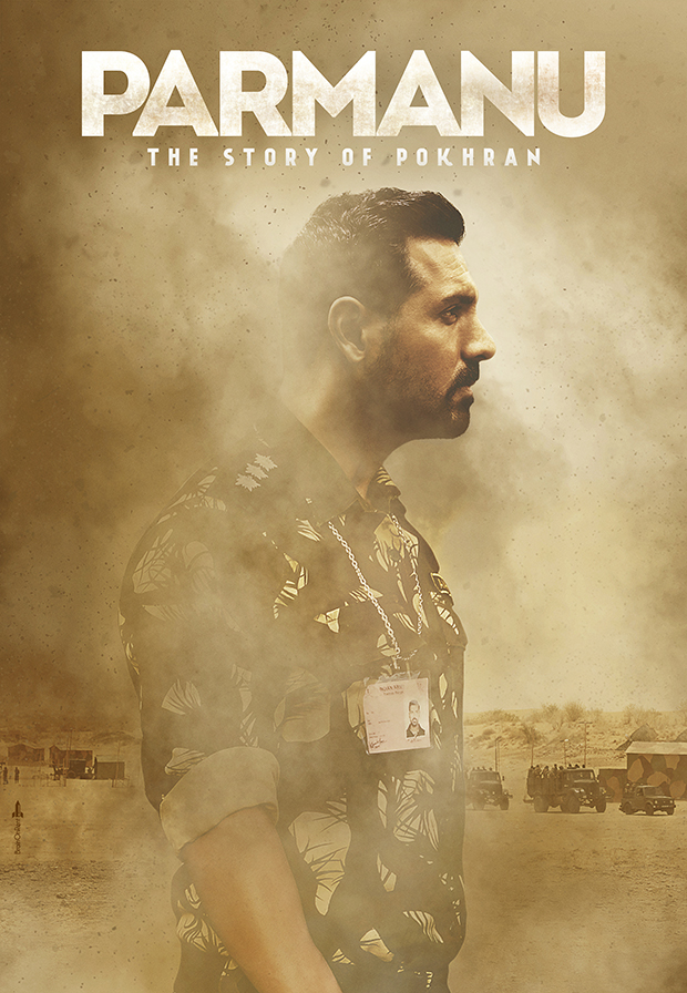 Ashwat Raina (John Abraham) in Parmanu-The Story of Pokhran