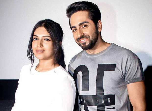 Ayushmann Khuranna and Bhumi Pednekar turn sexperts for these hilarious and weird queries on sex features
