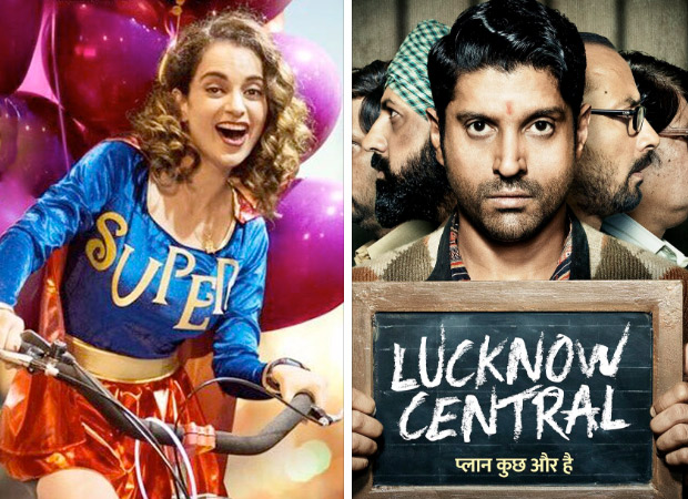 BO update Simran and Lucknow Central open on a disastrous note of around 12%