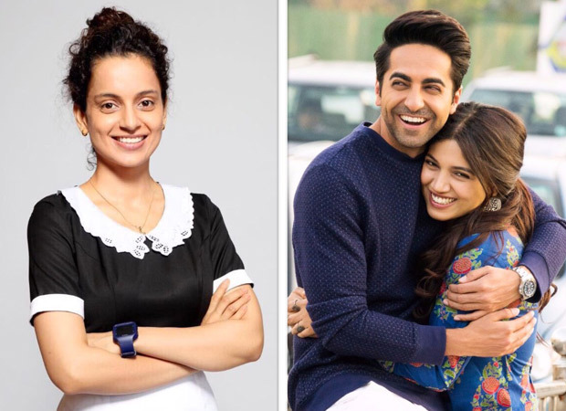 Box Office Simran opens in the same range as Shubh Mangal Savdhan; collects Rs. 2.77 cr on Day 1