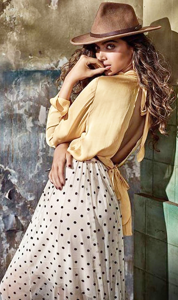 Deepika Padukone looks like a smoke storm in her latest photoshoot for her clothing line! -3