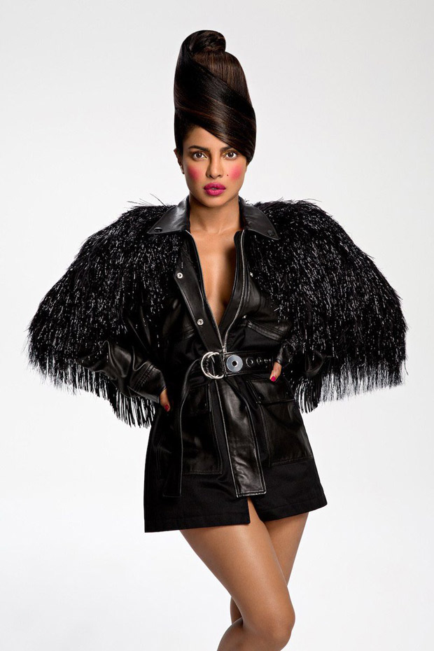 HOT! Priyanka Chopra looks 'hatke' and sizzling in thesefrom her photoshoot for PAPER