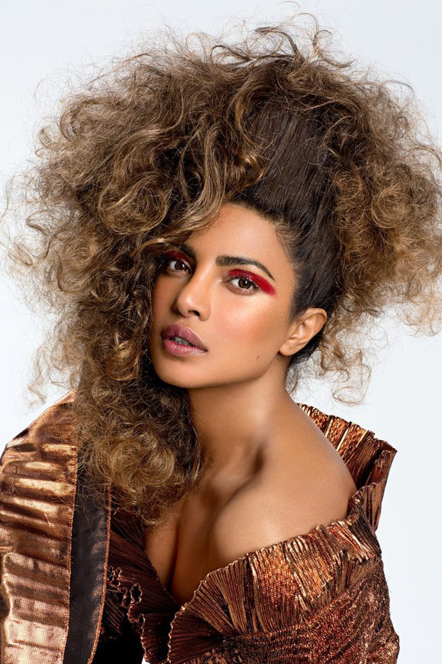 HOT! Priyanka Chopra looks 'sizzling in these images from her photoshoot for PAPER