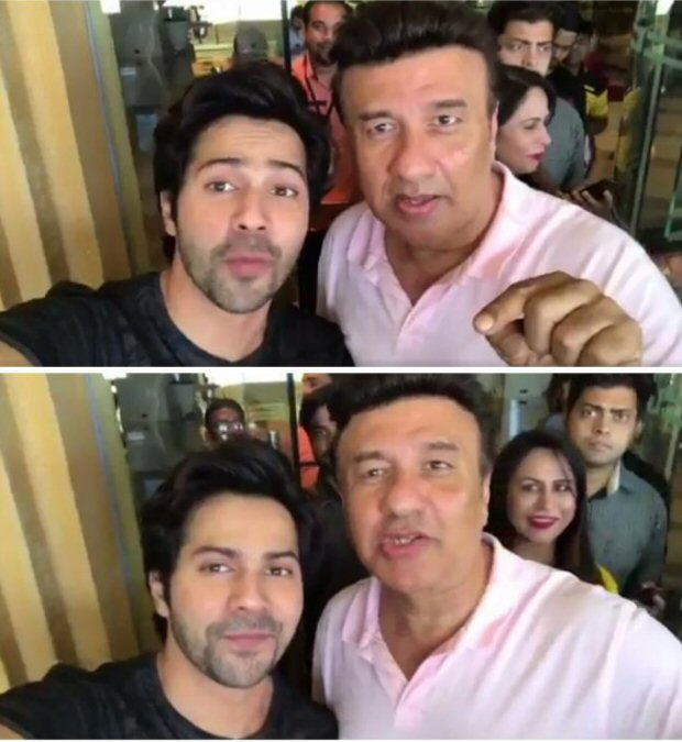 Here's what Anu Malik has to say about Varun Dhawan