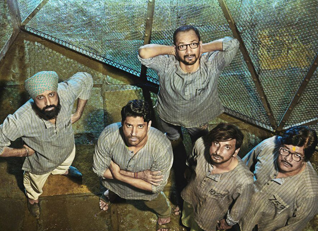 Lucknow Central Day 1 overseas